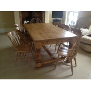 Premier Refectory Table