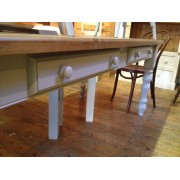 Shaker Refectory Table drawers