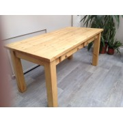 Shaker Refectory Table without Cross Rail