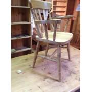 Traditional Slat Back Chair
