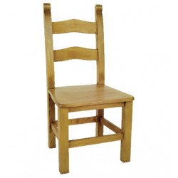 Shaker Wooden Seat Chair