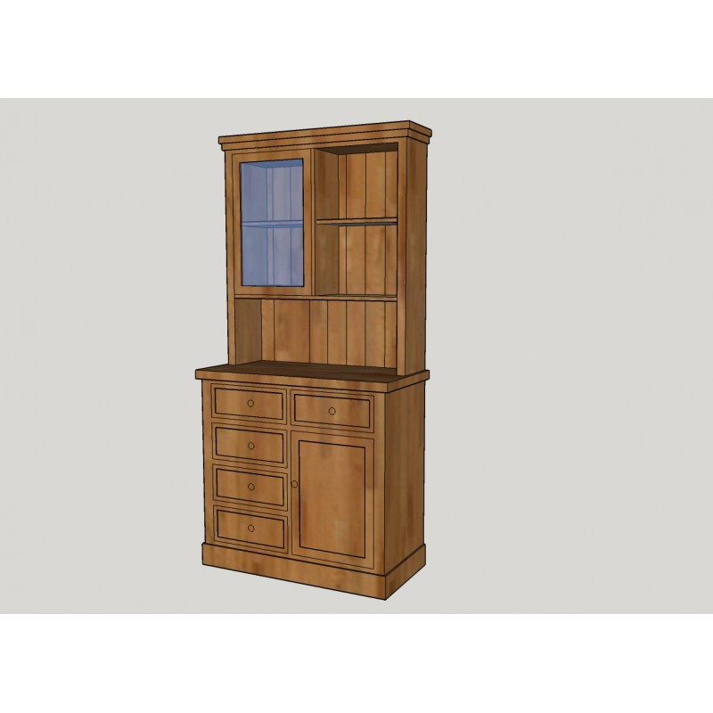 Kitchen Dresser 3 92 cm Furniture Maker Christy Bird s