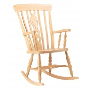 Fiddle Back Rocking Chair Chair