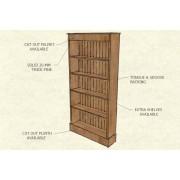 Bookshelf Plain 6 X 3
