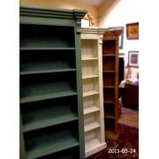 Georgian Style Bookshelf 6 X 3