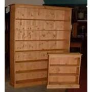 6 x 2 Plain Bookshelf