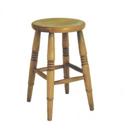 Low Beech Stool