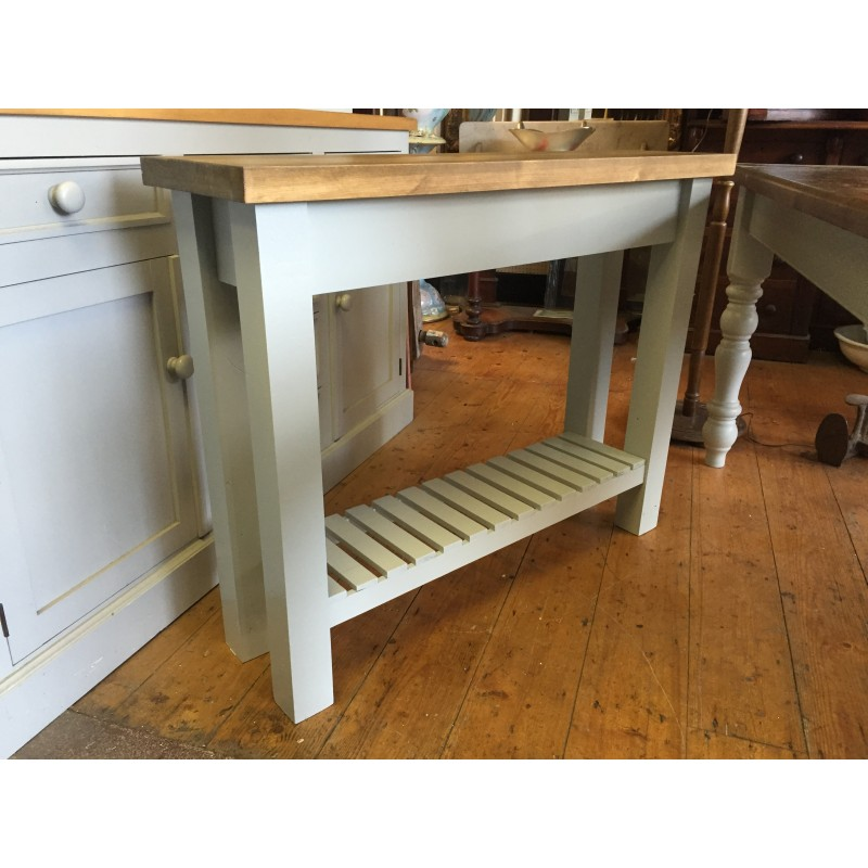 Superbe Shaker Style Console Table; Shaker Style Console Table ...