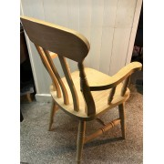 Lath Back Carver Chair