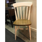 Low Lath Back Chair - Unfinished