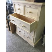 Two Over Four Chest of Drawers