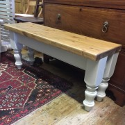 Shaker Style Bench