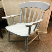 Carver Chair Painted