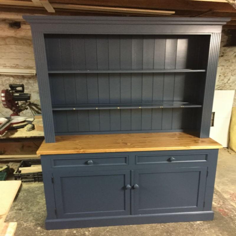 Open Top Kitchen Dresser Furniture