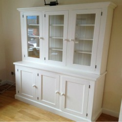 Full Glazed Door Dresser