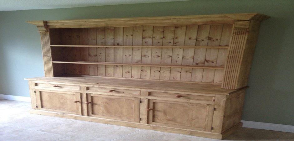 Made to measure Dresser